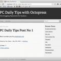 Install Octopress on Mac Mavericks OSX