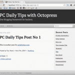 Install Octopress on Mac Mavericks Using RVM