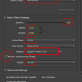 Export transparent video Premiere pro