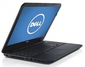 Dell Inspiron 15.6-Inch Laptop (i15RV-954BLK) Left side