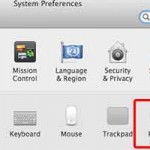 "Printers and Scanners in ""System Preferences"""