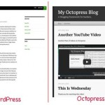 Based on Experience Octopress vs WordPress