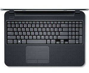 Dell Inspiron i3531-1200BK keyboard with chiclet keys