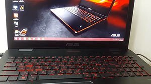 ASUS GL551JM with decent TN screen and not IPS