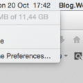 My Time Machine isn't working on Yosemite OS