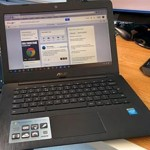 Asus C300ma-edu Chromebook 13-Inch 32GB SSD 4GB RAM