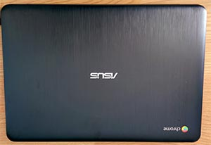 Black Asus C300ma-edu