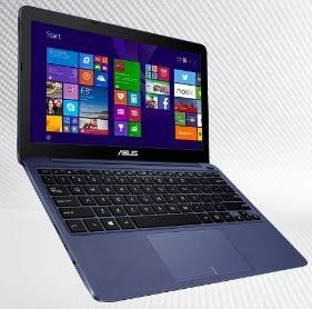 Little ASUS EeeBook X205TA-DS01 11.6-inch Laptop includes Office 365 (Gold)