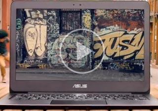 ASUS Zenbook UX305FA-ASM1 FHD Screen