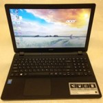 Acer Aspire ES1-512-P84G 15.6-Inch Laptop (Diamond Black) Entry Laptop