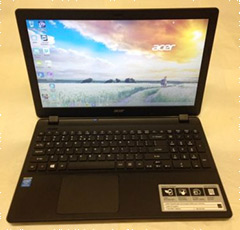 Acer Aspire ES1-512-P84G 15.6-Inch Laptop (Diamond Black) is simple and beautiful