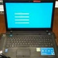 Toshiba Satellite C55-C5241 with Truebrite widescreen display