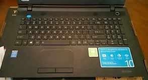Toshiba Satellite C55-C5241 15.6 Inch Laptop (Intel Core i5, 8 GB, 1TB HDD, Black) Win10
