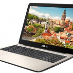 ASUS F556UA-AS54 15.6-inch Full-HD Laptop (Core i5, 8GB RAM, 256GB SSD) with Windows 10, Icicle Gold 6th Gen i5